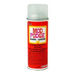 Mod Podge 12-oz. Gloss Acrylic Sealer 1470 at The Home Depot - $5.63