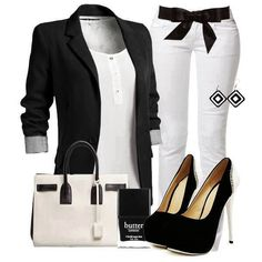 Dressy outfit...diff belt maybe