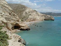 Malta beach in Sikinos island, Greece - selected by www.oiamansion.com