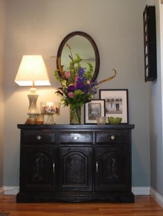foyer table with storage. Love The Entry Table With A Lamp And Mirror. Makes For Welcoming Entrance. Foyer Storage