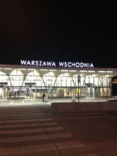Warszawa Wschodnia w Warszawa, Województwo mazowieckie