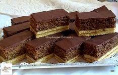 Fincsi receptek: Királylepény, nem hiába ez a neve, tényleg fejedelmi finomság! Hungarian Desserts, Hungarian Cake, Hungarian Recipes, Torte Cake, Cake Bars, Sweet Recipes, Cake Recipes, Christmas Baking, Diy Food