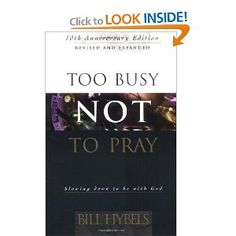 Excellent book on prayer