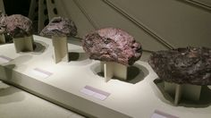 Meteorite display Environmental Design, Design Museum, Maya, Display, Beautiful, Home Decor, Museums, Floor Space, Decoration Home