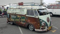 VW Rat Van