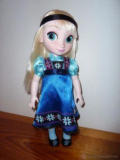 Elsa Frozen. Disney Animators Original