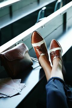oxfords. Oh how do I love these