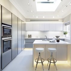 Very Stylish Leicht Kitchen Design By From London