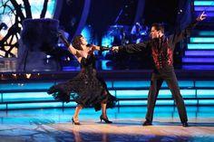 "Wk7 Antonio & Cheryl V Waltz to ""I Put a Spell on You"" by Nina Simone                   Scored: 6+7+7+7 = 27"