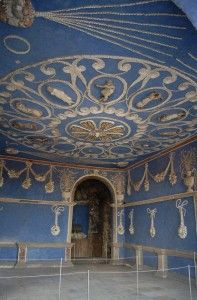 Shell grotto a la Wedgewood
