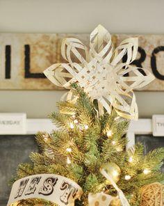 My Handmade Ornament Christmas Tree