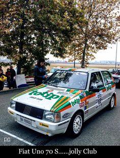 Fiat Uno Turbo Rally Car Italian Cars Fiat Fiat Uno Cars