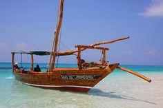 Accommodation in Matemwe, Zanzibar - Azanzi Beach Hotel Website - Gallery African Sunset, Hotel Website, Beach Holiday, Beach Hotels, Africa Travel, The Locals, Boat, Ocean, Culture