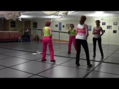 Boulder Zumba - learn the dance moves