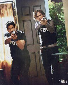 Luke and Spencer