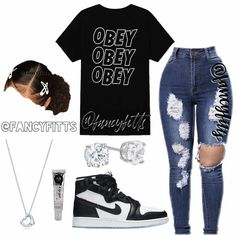 No caption _ _ _ Top-romwe Jeans-fashion nova Case-wallflower cases Shoes-finish line _ _ _ Swag Outfits For Girls, Boujee Outfits, Cute Swag Outfits, Teenage Girl Outfits, Tomboy Outfits, Teen Fashion Outfits, Teenager Outfits, Dope Outfits, Simple Outfits