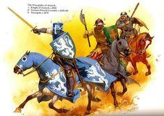 Christian Cavalry, Antioch, 13th Century