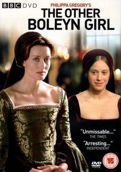 The Other Boleyn Girl (DVD / Philippa Gregory / BBC 2008)