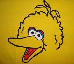 big Bird Tshirt