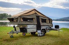 Cruizer FF Slide Camper Trailer