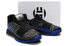2019 New adidas Harden Vol. 3 Black Grey Blue For Sale-1 3eccfd044