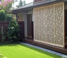 Privacy screen - pattern D241.
