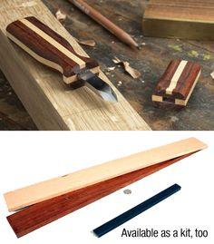 Fine-Line Marking Knife Plan Woodworking Plan, Workshop & Jigs Hand Tools Workshop & Jigs $2 Shop Plans