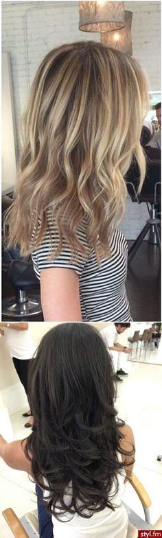 Natürliche Frisuren Selber Machen (3)