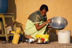 Africa: Nubian Woman, Heisa Island, Egypt