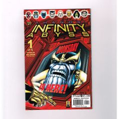 INFINITY ABYSS Jim Starlins 6-part series starring Thanos! NM http://r.ebay.com/1qmIxu