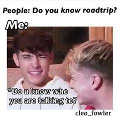 Memy memy i jeszcze raz memy głownie Randy, głównie z instaa #humor # Humor # amreading # books # wattpad Road Trip Meme, Road Trip Uk, Funny Quotes, Funny Memes, Jokes, Roadtrip Boyband, Brooklyn Wyatt, Tv Memes, Tv Funny