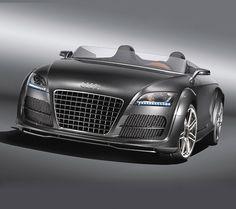 2008 Audi TT CLUBSPORT
