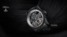 """The """"Time for Change"""" initiative aims to raise funds for the Emirates Airline Foundation through a silent auction of a unique piece: the Excalibur Skeleton Double Flying Tourbillon. The timepiece, designed exclusively for the partnership, is Roger Dubuis' most iconic creation, a true collector's item! The proceeds of the auction will go towards the Emirates Airline Foundation's many programs dedicated to bettering the lives of children all over the world. Learn more on www.barozzi.com"""