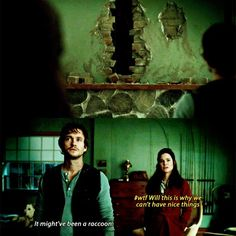 #HANNIBAL: FROMAGE WILL GRAHAM ALANA BLOOM