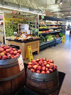 Farmstead Market-Produce Section, rachelsrecipecollection.com