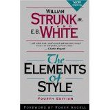 The Elements of Style (4th Edition) (Hardcover)By William Strunk