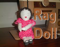 Making a Rag Doll
