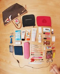 FY! What's in your bag?