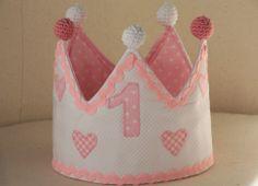 Una corona para celebrar el primer cumpleaños