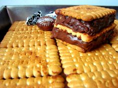 Cake Recipes, Dessert Recipes, Tasty, Yummy Food, Polish Recipes, Polish Food, Russian Recipes, Party Snacks, No Bake Desserts