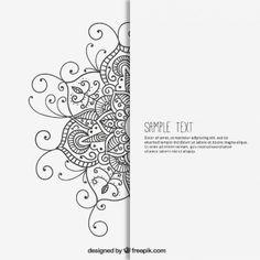 Discover the best free resources of Mandala Mandala Art, Mandala Design, Zen Doodle, Doodle Art, Business Card Design, Business Cards, Pattern Paper, Art Inspo, Just In Case