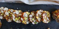 Raw Date & Nut Salami - Kitchen @ Hoskins