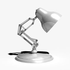 Luxo Lamp. I WANT ONE