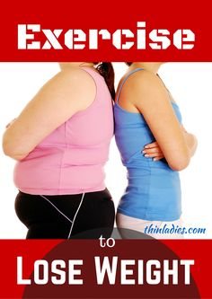 Here are some exercise tips to guide you as you exercise to lose weight.