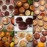 Ricette di Muffin Biscotti, American Cake, Torte Cake, Plum Cake, Muffin Cups, Sweet Cakes, Cake Cookies, Cupcakes, Finger Foods
