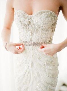 Vestidos de novia 2014: Fotos de diseños sencillos para una boda civil