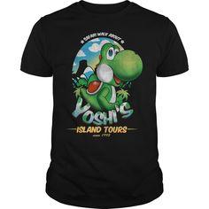 Get yours cool Yoshi's Island Tours Best Gift Shirts & Hoodies.  #gift, #idea, #photo, #image, #hoodie, #shirt, #christmas