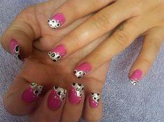 pink bubbles by aliciarock - Nail Art Gallery nailartgallery.nailsmag.com by Nails Magazine www.nailsmag.com #nailart