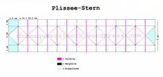 plissee stern