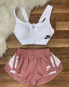 Cute Lazy Outfits, Trendy Summer Outfits, Teen Girl Outfits, Teen Fashion Outfits, Cool Outfits, Nike Outfits, Swag Outfits, Baddie Outfits Casual, Everyday Outfits